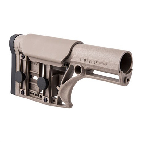 LUTH-AR LLC AR-15 MODULAR STOCK ASSY FIXED RIFLE LENGTH