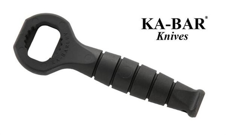 Ka-Bar bottle opner