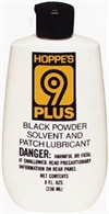 Hoppe's No. 9 Black Powder Solvent & Patch Lubricant
