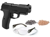 Crosman Iceman CO2 pistol kit